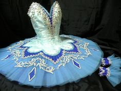 """New Creation stunning tutu has been created for the role of Aspicia in the ballet """"La Fille du Pharaon"""" (""""The Daughter of the Pharaoh"""") and ca. Ballet Bag, Ballet Tutu, Ballet Dance, Acro Dance, Bolshoi Ballet, Ballerina Shoes, Tutu Costumes, Ballet Costumes, Party Costumes"""