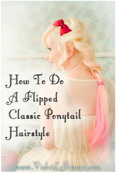 How To Do A Classic Twisted Hairstyle – Photo Tutorial - Violet LeBeaux - Melbourne Blogger | Violet LeBeaux - Melbourne Blogger