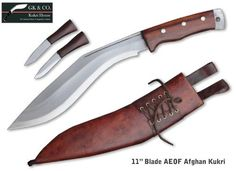 https://flic.kr/p/puECac | Genuine Gurkha Kukri - Authentic British Gurkha AEOF Afghan Issue with Brown Sheath Kukri - Handmade by GK&CO. Kukri House in Nepal | Save $ 50.01 order now Genuine Gurkha Kukri – Authentic British Gurkha AEOF Afghan Issue with Brown Sheath Kukri – Handmade by GK&CO. Kukri House in Nepal at Best Hunting Knives store. Daily updated custom hunting knives, bowie knife reviews and find the best hunting knives... huntingknivesusa.com/genuine-gurkha-ku...