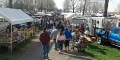 11 Must-Visit Flea Markets In Ohio Where You'll Find Awesome Stuff