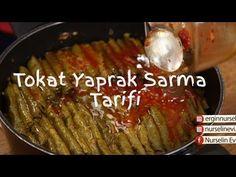 Tokat Yaprak Sarma Tarifi Sarma ve dolma – The Most Practical and Easy Recipes Meatloaf, Pork, Food And Drink, Beef, Kitchen, Youtube, Easy Recipes, Saatchi, Recipes