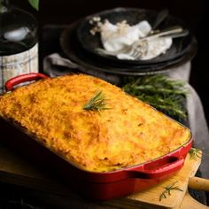 Pastel de carne inglés y patata o Sheperd's Pie - Los Tragaldabas Empanadas, Quiches, Macaroni And Cheese, Elsa, Meat, Ethnic Recipes, Food, Pie Recipes, Potatoes