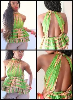 Lilian Glover ~African fashion, Ankara, kitenge, African women dresses, African prints, African men's fashion, Nigerian style, Ghanaian fashion ~DKK