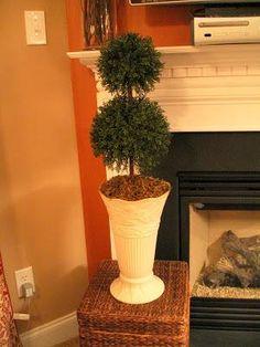 DIY Topiary : DIY Topiary