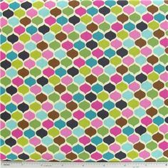 Baby Bedding Fitted Crib Sheet Aqua Blue Lime Green and Pink POlka Dot Links Hobby Lobby Fabric, Fabric Tutu, Fabric Sewing, Wedding Fabric, Fabric Shop, Crib Sheets, Pink Polka Dots, Aqua Blue, Printing On Fabric