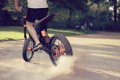 KTM Delta electric motorcycle (4)