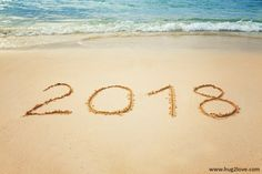 2018 Background Images For Happy New Year