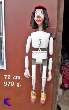 Marionette 72 cm.