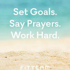 #goals #motivational #fitteam #success