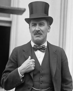 Howard Carter, archaeologist 1924 discovered King Tut's tomb. He received financial backing from Lord Carnarvon (Highclere Castle for Downton Abbey fans) .