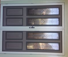 SecureView Stainless French Entry Doors