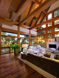 Tree House-Kiawah Island - contemporary - living room - charleston - by The Anderson Studio of Architecture & Design