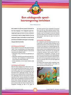 Op www.pukenko.nl zijn allemaal gratis leuke en handige ontwikkelingsgerichte tips te vinden m.b.t. Uk en puk Reggio, School, Spring, Schools