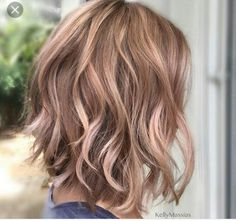 Rose gold hair                                                                                                                                                     More