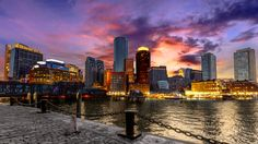 Boston Layer-Lapse by Julian Tryba