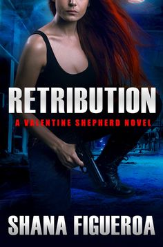 Happy launch day for Retribution by Shana Figueroa #giveaway