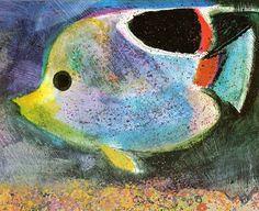 Fishes - illustrated by Brian Wildsmith