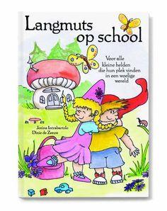 Hoe houdt jouw hooggevoelige kind zich staande op school? Lees samen Langmuts op school. Met tips voor ouders en leerkrachten!   http://www.scrivomedia.nl/a-20504722/boeken-met-gevoel/langmuts-op-school/