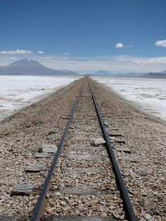 Railway in Bolivia #Bolivia #bolivie #bolivien #ボリビア #land #travel #holidays #vacation #country #culture #tourism #South America #玻利维亚 #turismo #State of Bolivia #discover