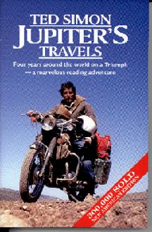 Bestselling motorcycle travel book in the 1980's and still popular in the 21st century