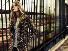 Edgy Back Alley Captures - Calliope Fall 2011 Campaign Features Heidi Mount & Tobias Sorensen (GALLERY)