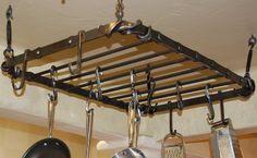 Pot Hanger by Ornamental instructor Jason Takeuchi-Krist
