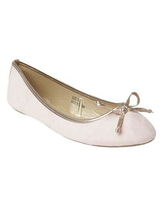 Bow Ballet Flat from Wet Seal