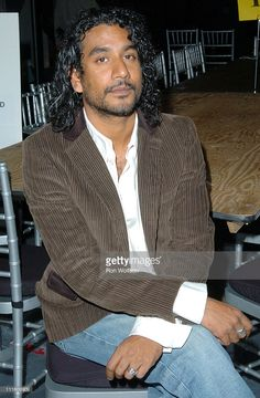 Naveen Andrews during 12th Annual Screen Actors Guild Awards - Rehearsal at Shrine Expo Hall in Los Angeles, California, United States.