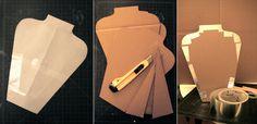 the3Rsblog tecido coberto Colar Levante Processo Compilado