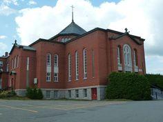Sherbrooke (église Notre-Dame-du-Perpétuel-Secours), Québec, Canada (45.412149, -71.909208)