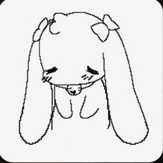 Gothic Anime, Drawings, Cute Art, Cute Icons, Art, Cute Little Drawings, Pretty Art, Aesthetic Anime, Aesthetic Art