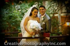 Happy couple enjoying their wedding day at Crowne Plaza San Diego