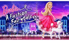 Barbie: A Fashion Fairytale on DVD | Trailers, bonus features, cast photos & more | Universal Studios Entertainment Portal