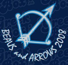 Beaus and Arrows Pi Phi dance #piphi #pibetaphi
