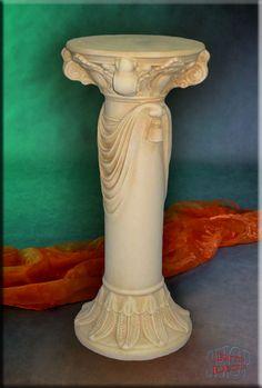 Details zu Ägyptische Säule Blumensäule Dekosäule Blumenständer Antik Säulen