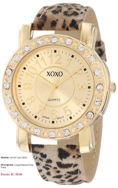 Reloj XOXO para dama
