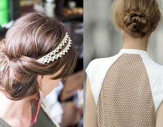 50 Gorgeous Hair Ideas FromPinterest   Beauty High/ I love a lot of these especially all the messy and Boho ones!
