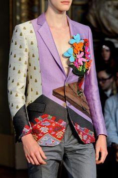 f9c4cbc7824128 Walter Van Beirendonck Men s Details S S  14 Fashion Art