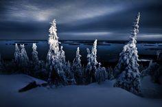 Snow by Ilari Tuupanen on 500px