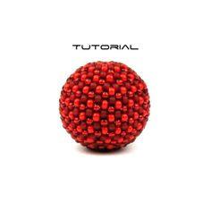 24mm Colossal Beaded Bead Tutorial