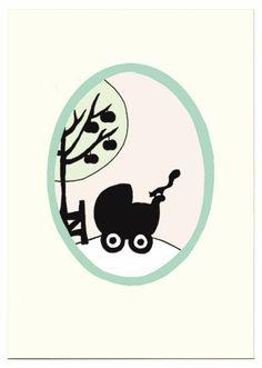Geboortekaartje Appelboom van Stokwolf