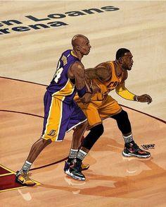Kobe tight D