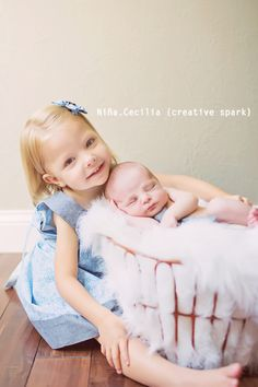 #newborn #photography #poses #sibling #baby