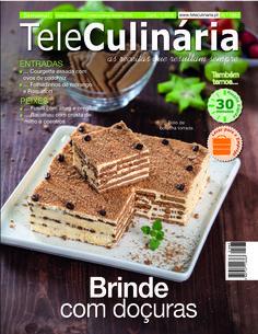 TeleCulinária 1883 - 11 de Maio 2015 - Disponível em formato digital: www.magzter.com Visite-nos em www.teleculinaria.pt