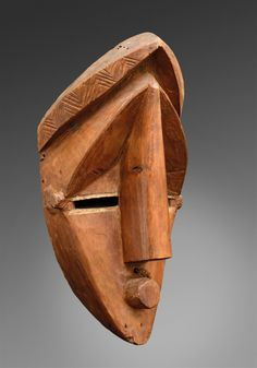 República Democrática del MÁSCARA CongoA LWALWA, 1045 Subasta de África y de Oceanía Arte, Lote 117