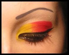Awesome eye makeup