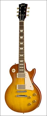 "Gibson Don Felder ""Hotel California"" 1959 Les Paul"