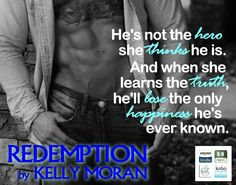 Redemption by Kelly Moran