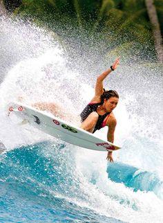 #2 Go surfing