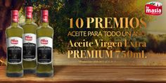 Sorteo de 10 lotes de aceite de oliva virgen extra de La Masía #sorteo #concurso http://sorteosconcursos.es/2016/12/sorteo-10-lotes-aceite-oliva-virgen-extra/